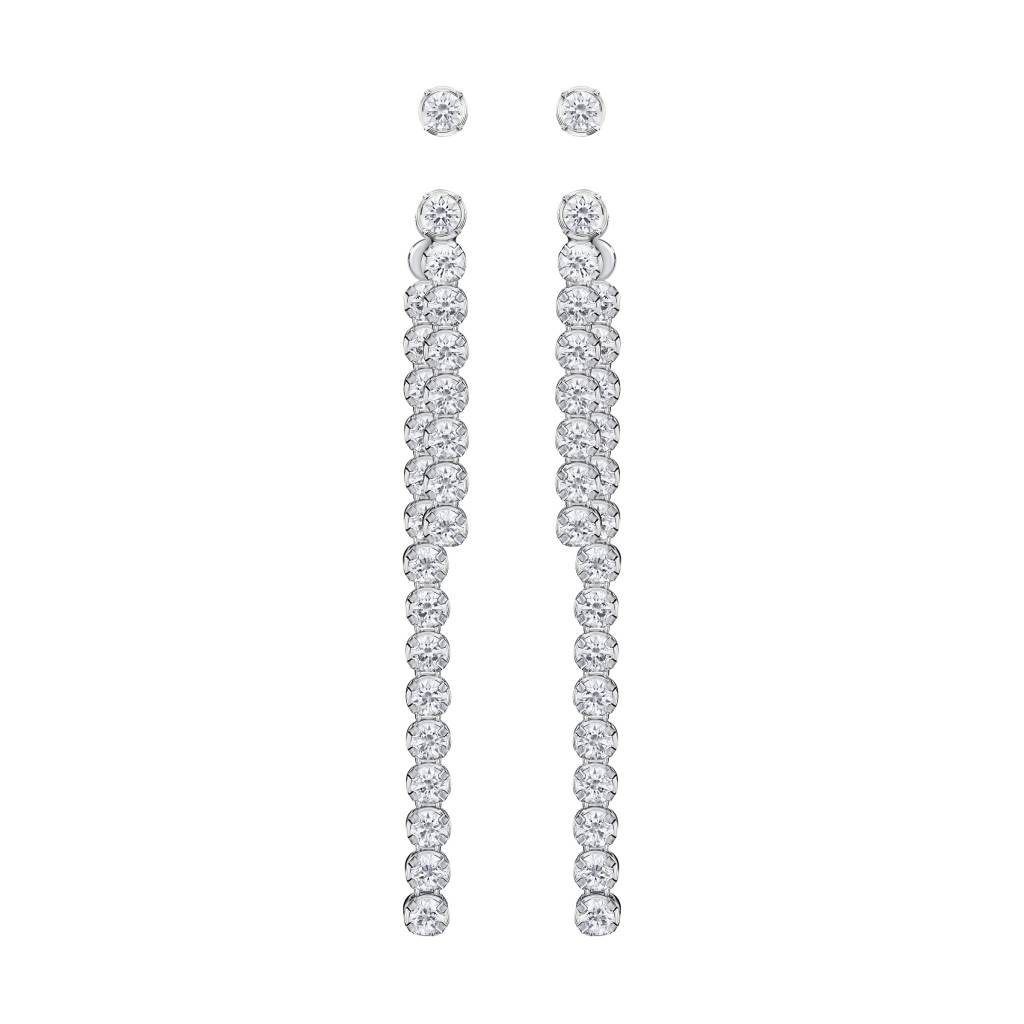 7130c01d52814 Swarovski Subtle Earrings
