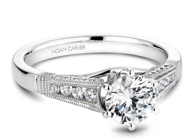 Engagement Ring Semi-Mounts
