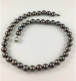Freshwater (10-11mm) Pearl Necklace
