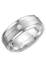 Crown Ring Diamond Sandpaper/Polished Ring 10KW