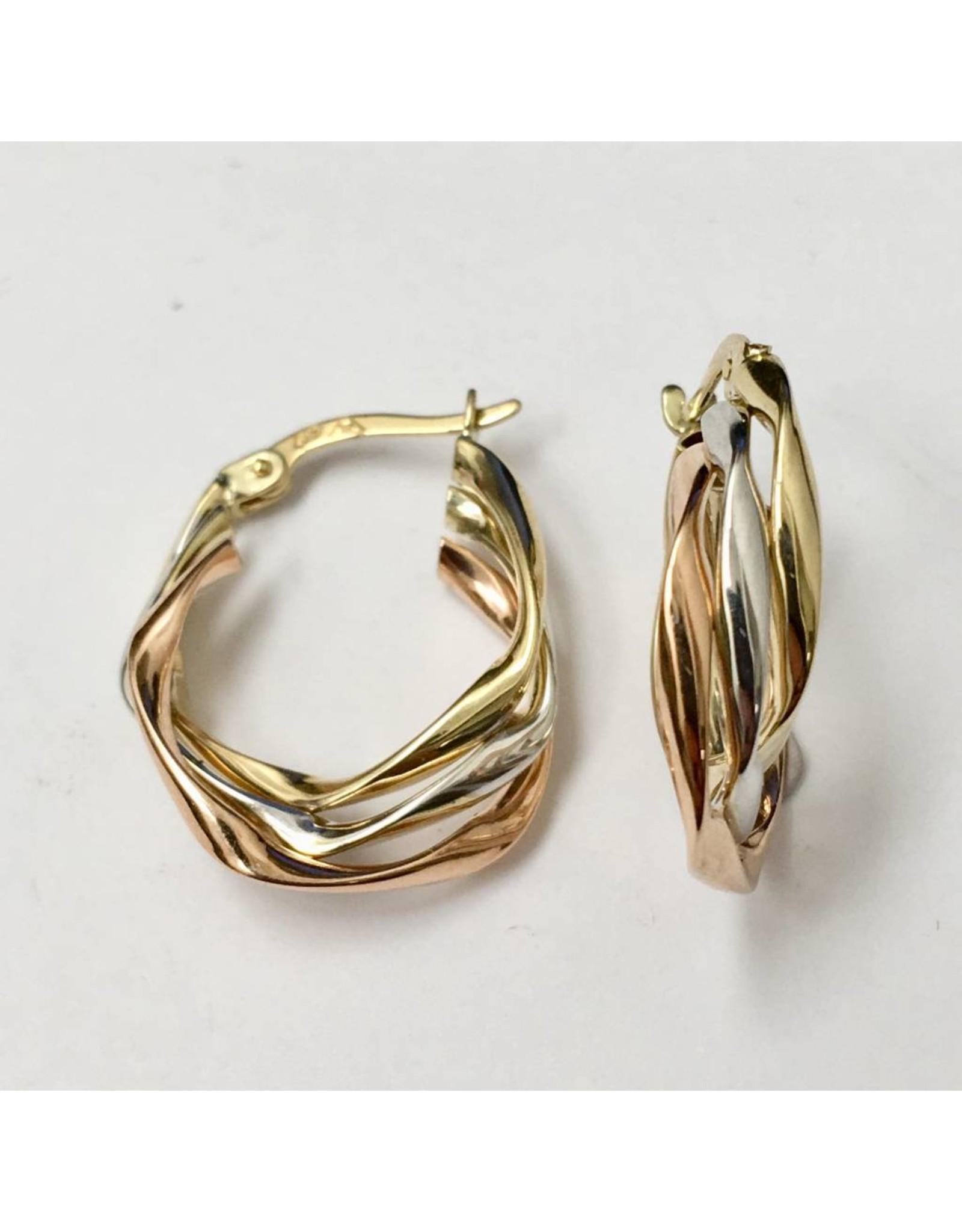 23mm Hoops Earrings 10KWYR