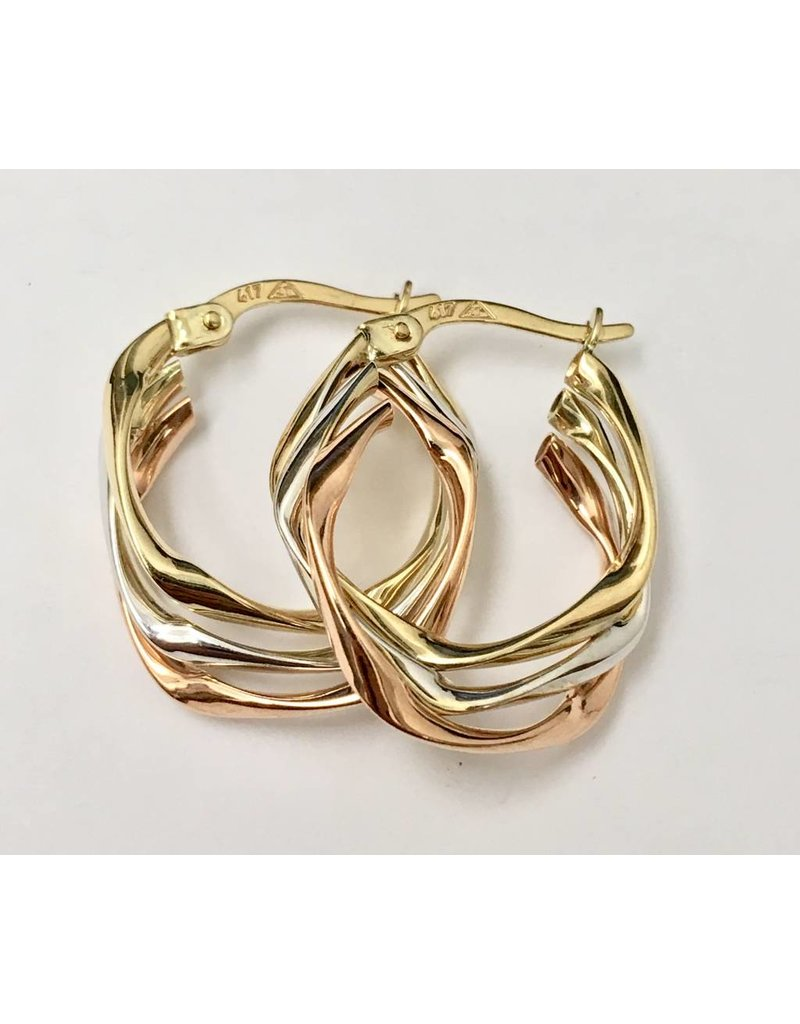 23mm Hoops Earrings 10KWYR