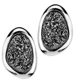 Frederic Duclos Lightning Wanda Earrings