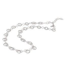Frederic Duclos Circles Galore Necklace