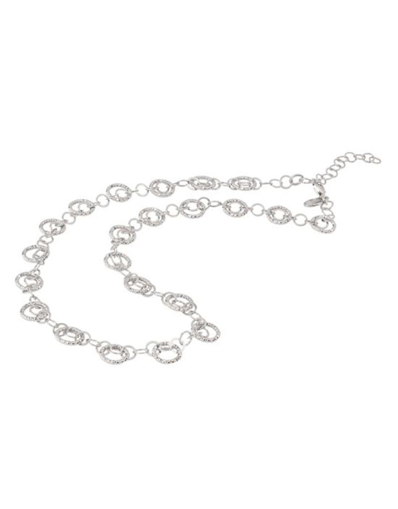 Frederic Duclos Circles Galore Necklace SS