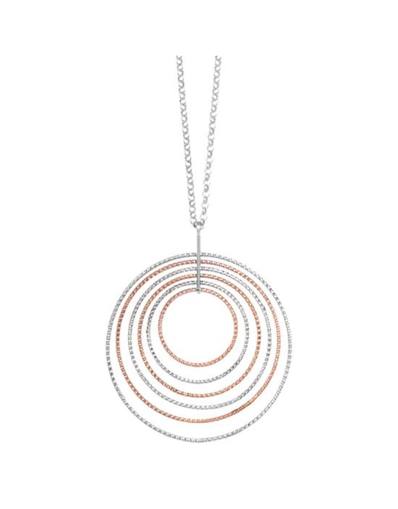 Frederic Duclos Halo Necklace SS