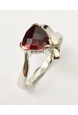 1.60ct Garnet Ring 14KW