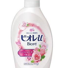 Biore Biore 碧柔柔和保湿滋润沐浴露 玫瑰香