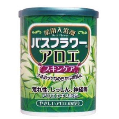 芦荟香味药用入浴剂 680G