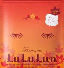 Lululun Lululun 限定秋季舒缓保湿面膜7枚
