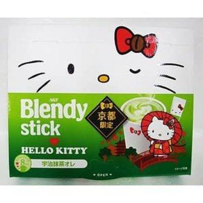 Blendy Hello Kitty 宇治抹茶