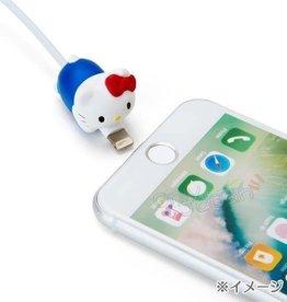 IPhone充电线咬线器 Hello Kitty