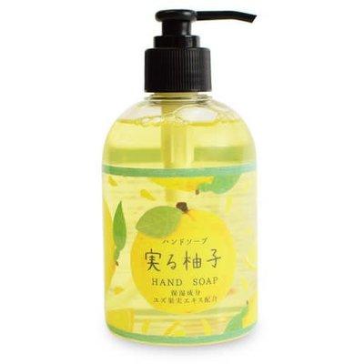 柚子香 洗手液