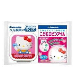 Hello Kitty 極溫和感眼藥水 兒童成人可用