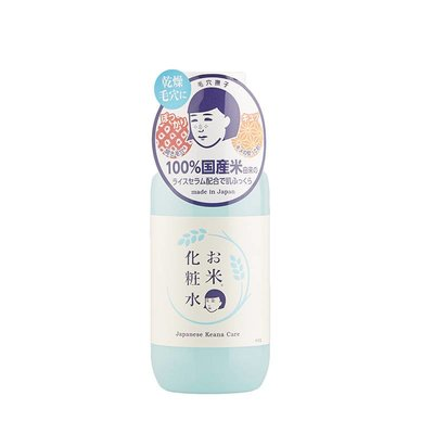 大米收缩毛孔补水化妆水