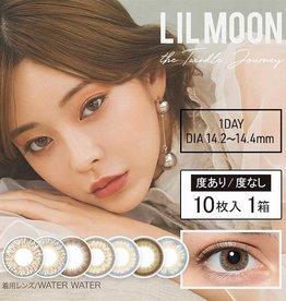 Lil Moon 1 Day 10 Pcs 日抛美瞳10枚装