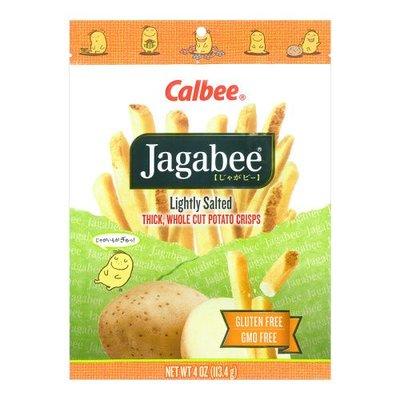 Calbee Calbee Jagabee 薯条袋装 淡盐味