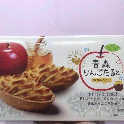 日本蘋果派 六個裝