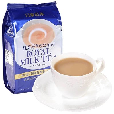 日东红茶 北海道牛乳皇室奶茶 10条装