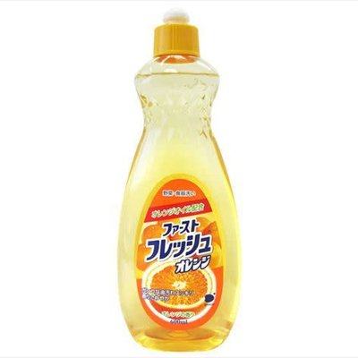 第一石鹸 厨房洗洁精香橙味 600ML