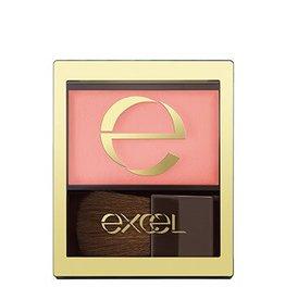 Excel Excel 丝缎光漾腮红 (RC01号蔷薇红粉)