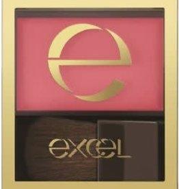 Excel Excel 丝缎光漾腮红 (RC03号牡丹玫红)