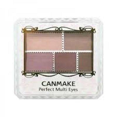 Canmake Canmake 完美高效眼影 04號經典粉紅