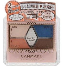 Canmake Canmake 完美雕刻眼影 (15号黄昏海滩)