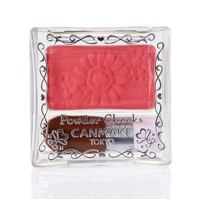 Canmake Canmake 自然立體巧麗單色腮紅 PW25玫瑰紅(啞光)