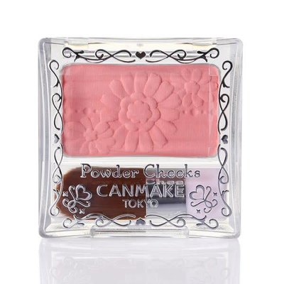 Canmake Canmake 自然立體巧麗單色腮紅 PW36珍珠粉紅(啞光)