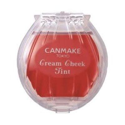 Canmake Canmake 夢幻胭脂膏持久系列  (02號草莓紅)