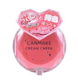 Canmake Canmake 夢幻胭脂膏顯色系列 (07號珊瑚橙)