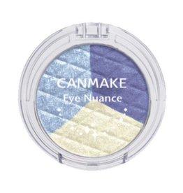 Canmake Canmake 珠光立体三色渐层眼影 (21号蓝色魅力)