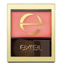 Excel Excel 絲緞光漾腮紅 (RC04號珊瑚貝橙)