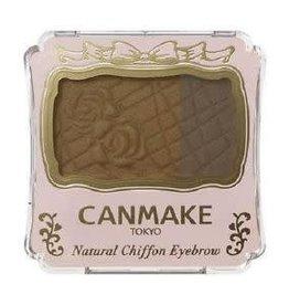 Canmake Canmake 自然立體持久不脫妝眉粉 (01號香甜提拉米蘇)