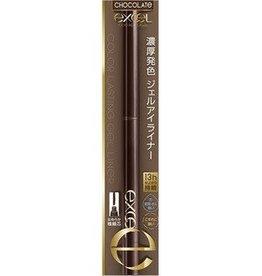 Excel Excel 持久造型防水防汗眼线胶笔 (巧克力)