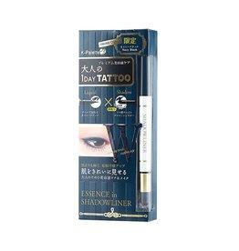 K- Palette K- Palette 1 Day Tattoo 眼線眼影筆 限定藍黑色