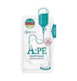 Mediheal Mediheal APE乳清蛋白镇定去痘舒缓面膜盒装