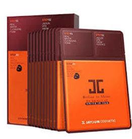 Jayjun Jayjun 黑色水光二代3D面膜盒装 最新版