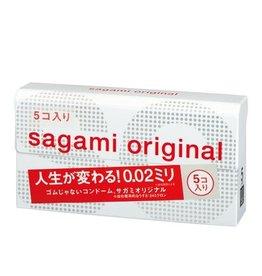 Sagami Original 0.02安全套5入
