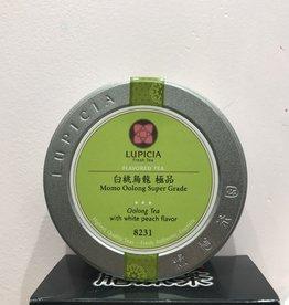Lupicia 极品白桃乌龙茶 50G 经典罐装