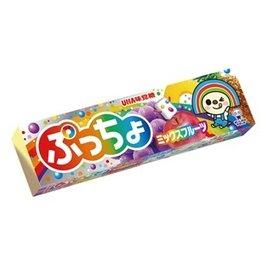 Uha 味覺糖 UHA 味觉袋装软糖 综合水果味