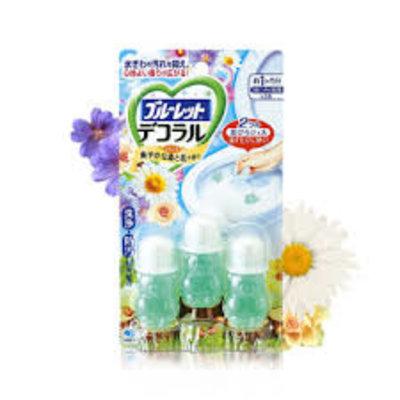 Kobayashi小林製藥 小林制药 马桶开花厕所洁厕剂除臭凝胶 森林花味
