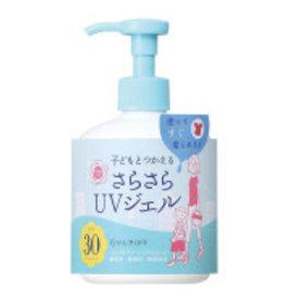 石泽研究所 防紫外线温和防晒乳液 SPF30 PA+++ 全身可用 孕妇儿童可用 家庭装250G