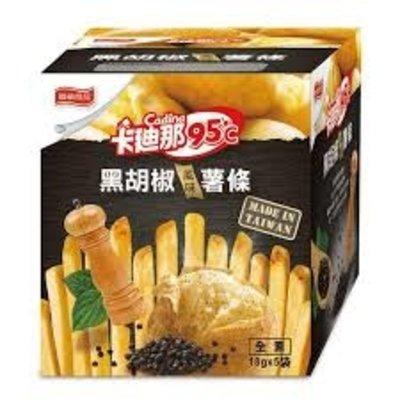 黑胡椒薯条 30G