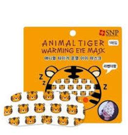 SNP SNP 动物老虎温热眼膜 (薰衣草味)5片入