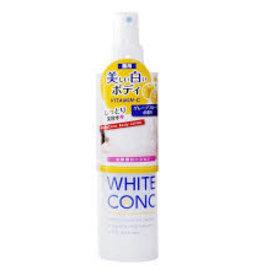 White Conc White Conc 维c身体美白保湿喷雾245ml