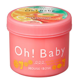 Oh!Baby House Of Rose身体去角质磨砂膏(柠檬西柚限定)