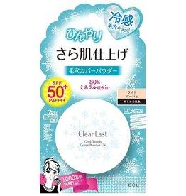 Clear Last 冷感修饰毛孔粉饼 SPF50PA++++ 明亮色