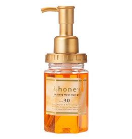&honey 高滋养成分安蒂花子柔顺蜂蜜修复髮油 超滋润型 100ML